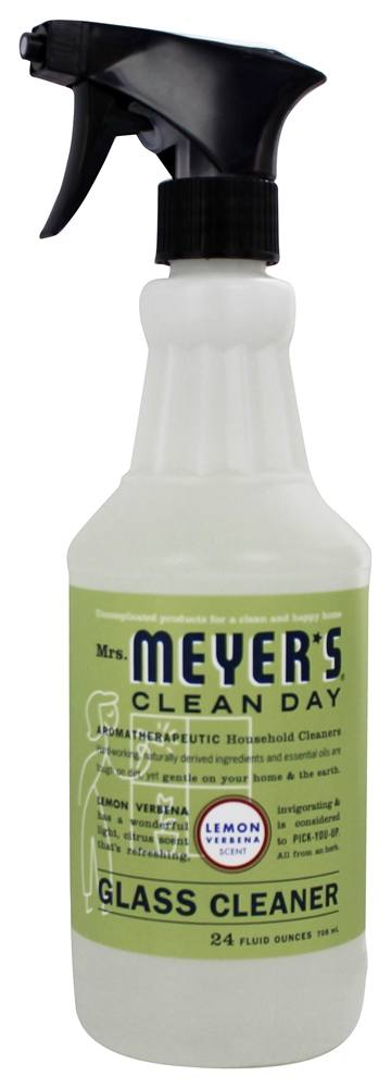 Mrs. Meyer's - Clean Day Glass Cleaner Spray Lemon Verbena - 24 oz.