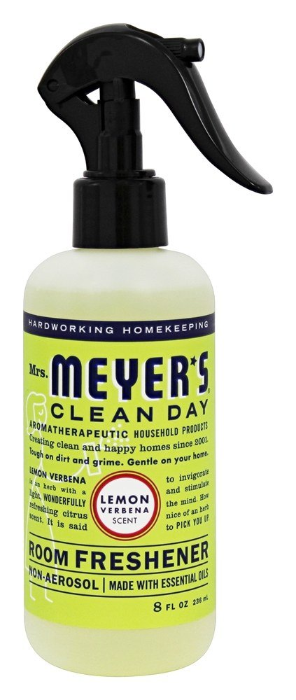 Mrs. Meyer's - Clean Day Room Freshener Lemon Verbena - 8 oz.
