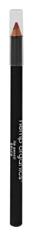 Colorganics - Hemp Originals Lip Pencil Spice - 0.03 oz. CLEARANCE PRICED