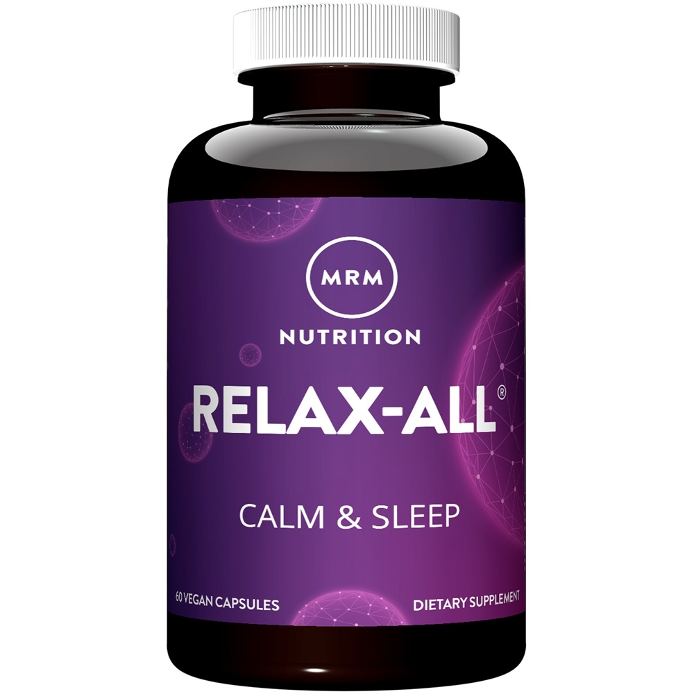 MRM - Relax-All with Phenibut - 60 Capsules