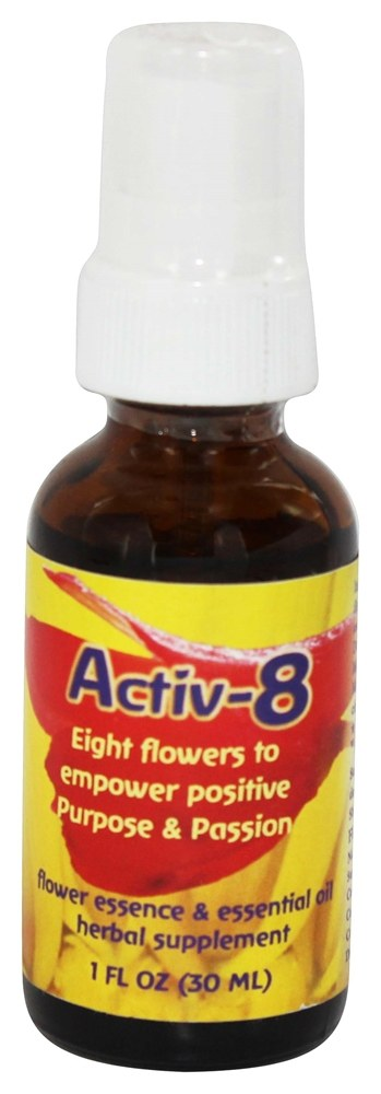 Flower Essence Services - Activ-8 - 1 oz.
