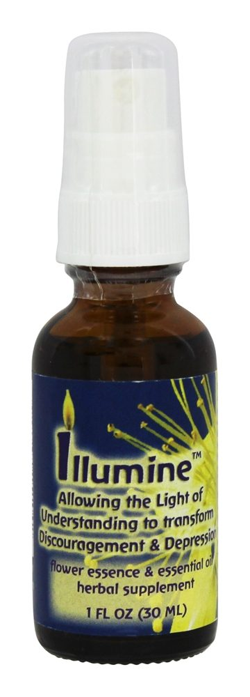 Flower Essence Services - Illumine Formula - 1 oz.