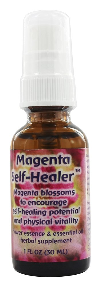 Flower Essence Services - Magneta Self-Healer Formula - 1 oz.