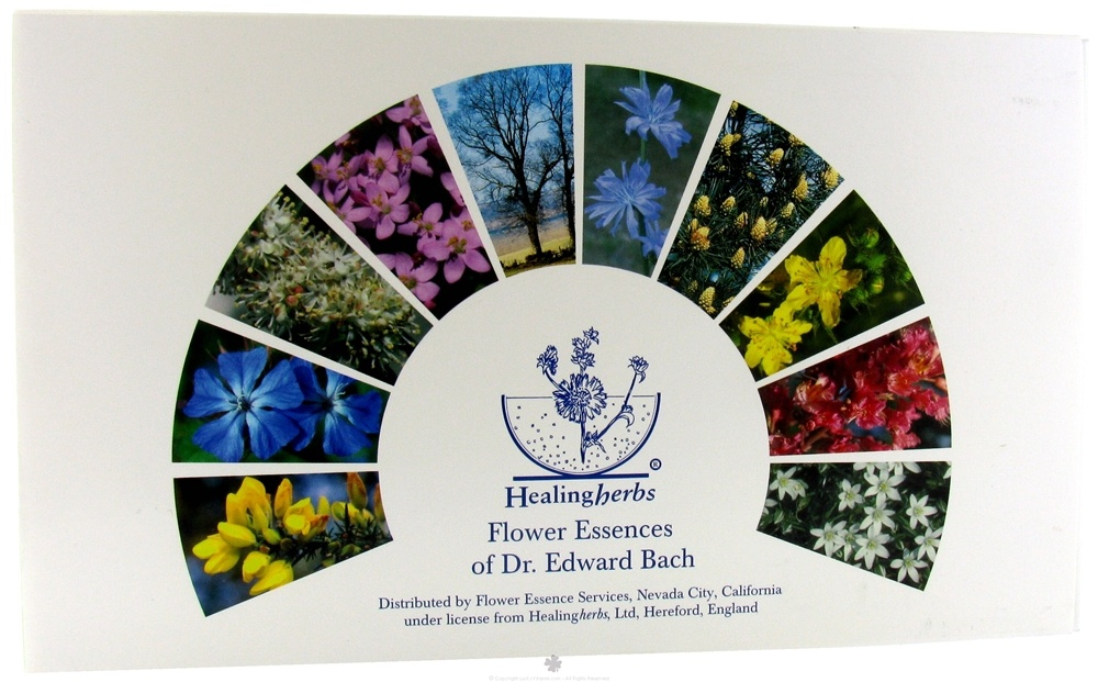 Flower Essence Services - Healing Herbs Kit