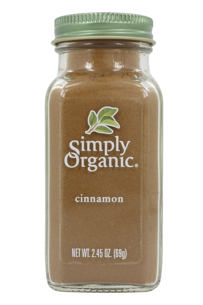 Simply Organic - Cinnamon - 2.45 oz.