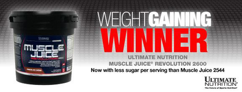 Buy Ultimate Nutrition - Platinum Series Muscle Juice Revolution 2600 Chocolate Creme - 11.1 lbs. at LuckyVitamin.com
