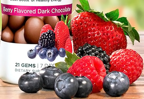 how to get more vitamins from chokolad