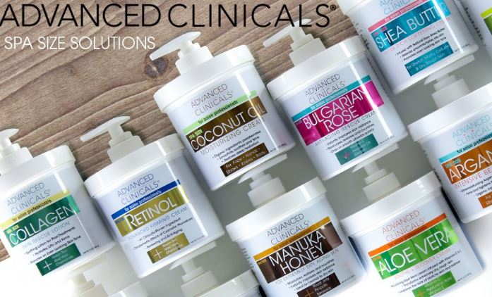 Buy Advanced Clinicals Spa Size Green Coffee Bean Oil Thermo