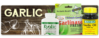 Garlic Supplements