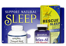Natural Sleep Support