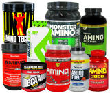 Amino Acids & BCAAS